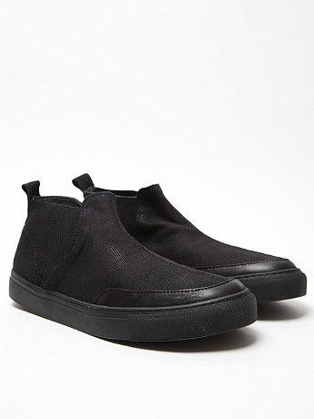 ba6a8ad1402b53 Damir Doma Men s Selve Canvas Shoe in black