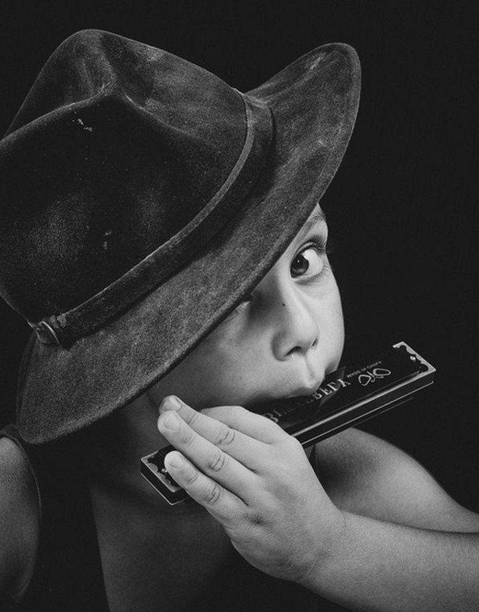 La photo artistique noir et blanc - choisir la meilleure de notre