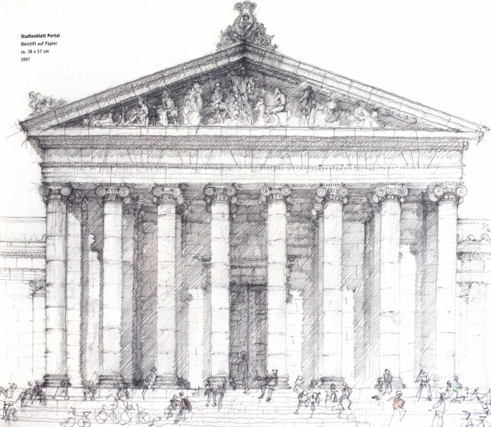 100 Architectural Drawings by Famous Architects V 2 | Graphics