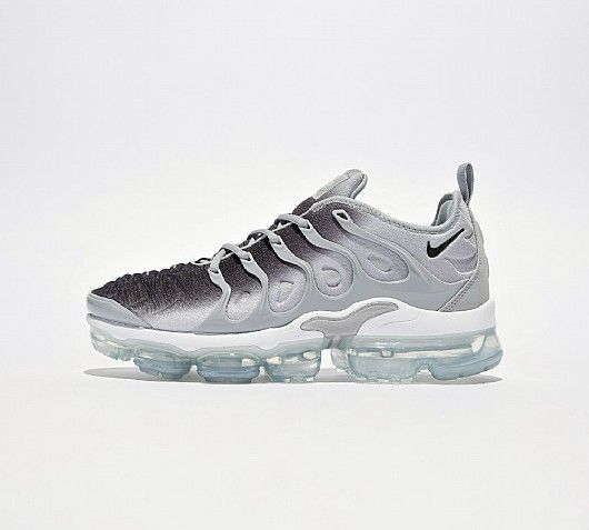 size 40 c6ef2 29e5c Nike Air VaporMax Plus Trainer | Wolf Grey / Black ...