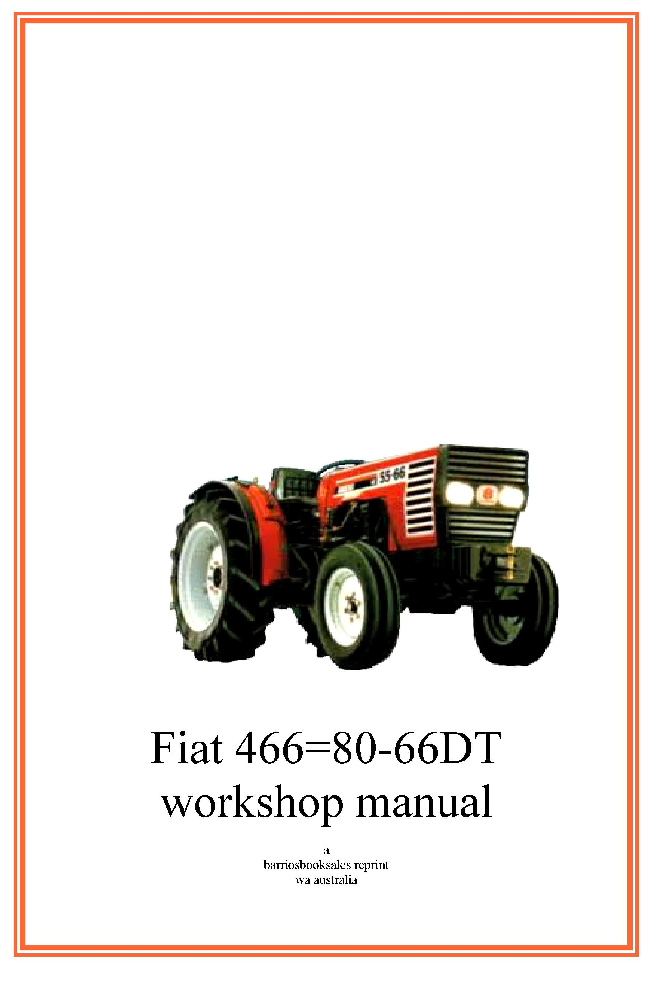 Pin by Tractor manuals downunder on Fiat tractor manuals to download    Pinterest   Fiat and Tractor