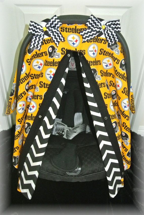 Hey I Found This Really Awesome Etsy Listing At 185764647 Car Seat Canopy Cover Nfl