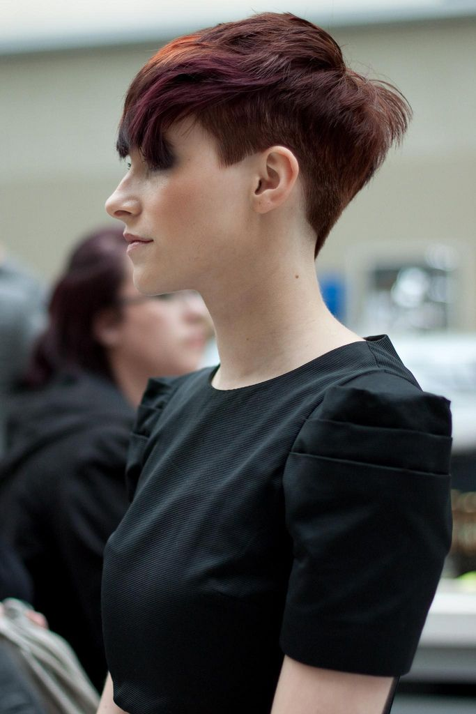 Pixie Croppedif I Ever Wanted To Get Real Crazy Short Hair