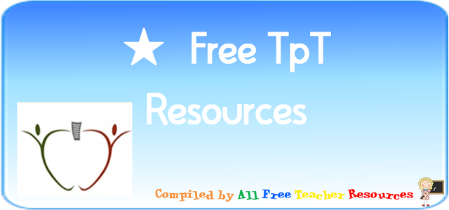 All Free Teacher Resources: ★ Free Resources
