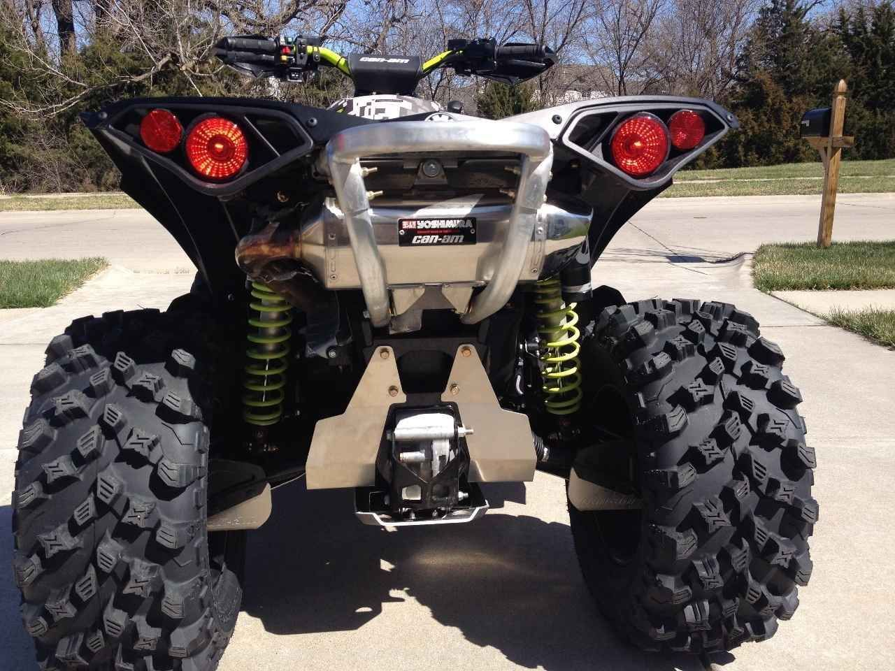 Used 2016 Can Am Renegade X Xc 1000 Atvs For Sale In Nebraska 2016 Can Am Renegade 1000r X Xc With 13 Hours Like New Has Yoshimura Can A Can Am Atv Renegade