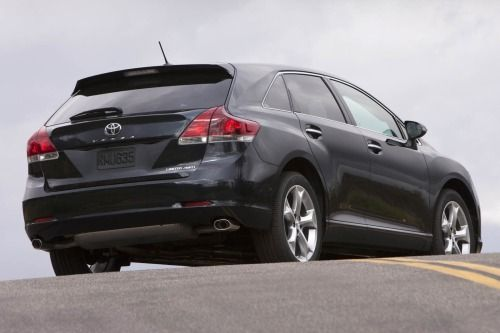 Toyota Venza Which Has Been Discontinued
