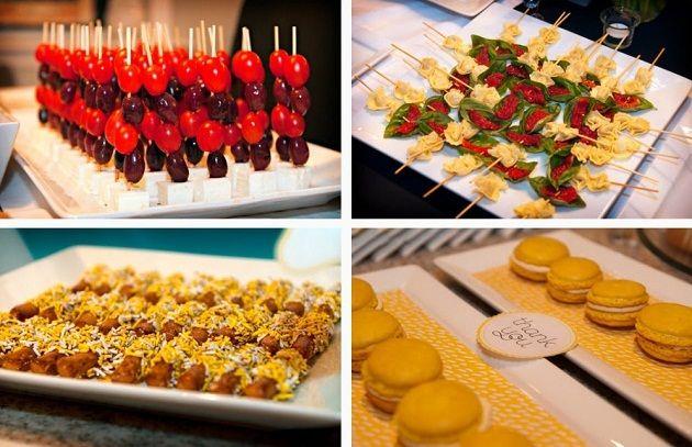Food Ideas Celebrations At Home Inspiration For Stylish Entertaining