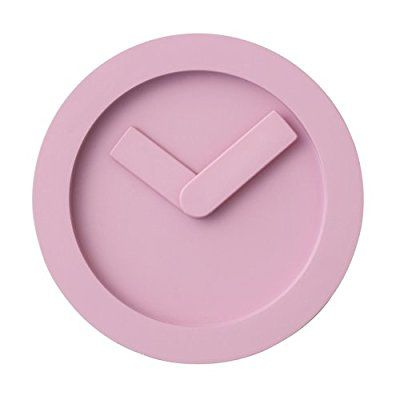 ICON Clock Pink