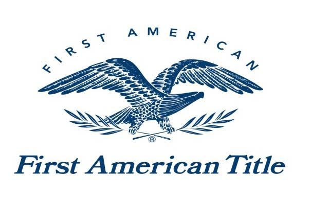 Silver Sponsor First American Title Insurance First American