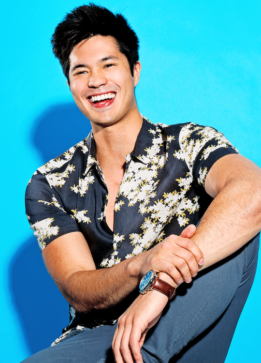 Ross Butler Photographed By Ruben Chamorro For -2872