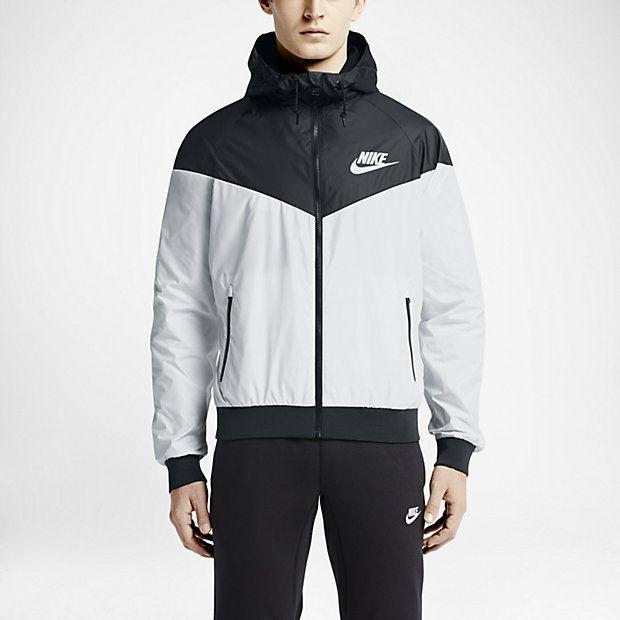 Nike Windrunner Mens Blouson Rouge