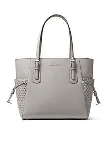 757f484e730d7a MICHAEL Michael Kors Voyager Everyday Wear Solid Signature Tote | belk