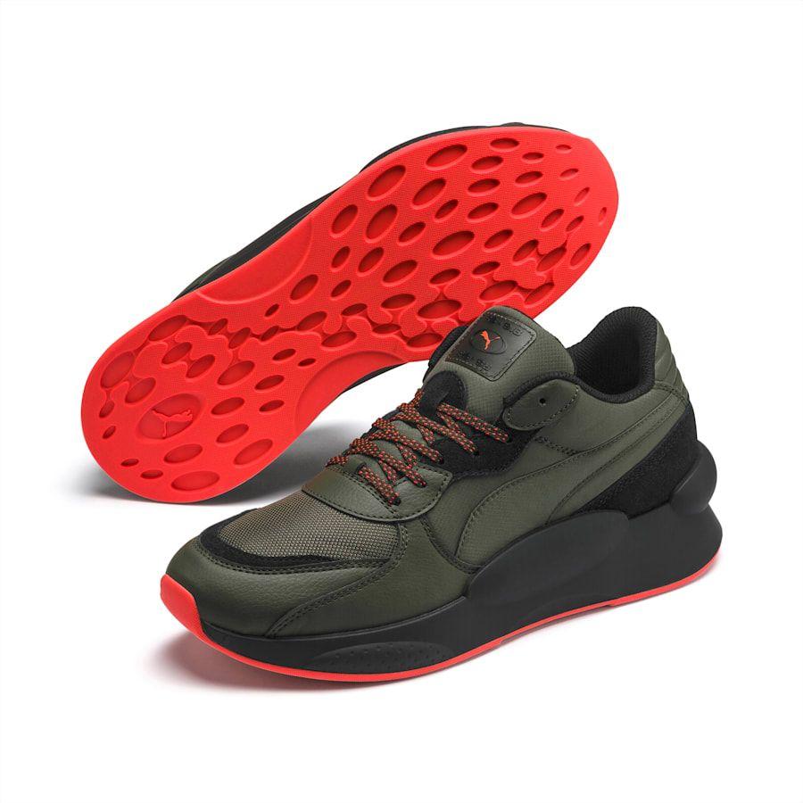 Mens Shoes adidas Kanadia TR 7 Night FlashCore Black