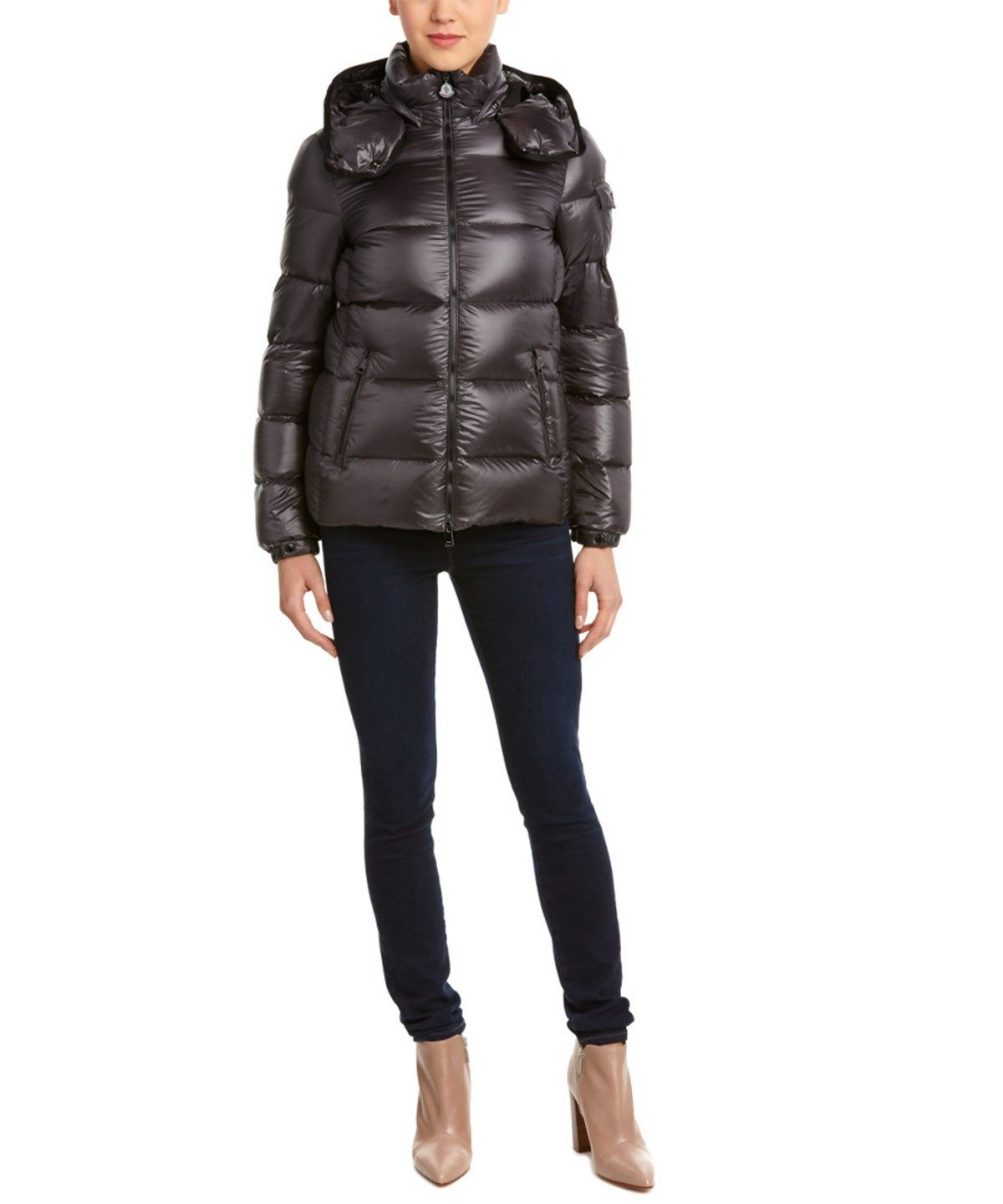 MONCLER Moncler Berre Quilted Down Jacket'. #moncler #cloth #coats