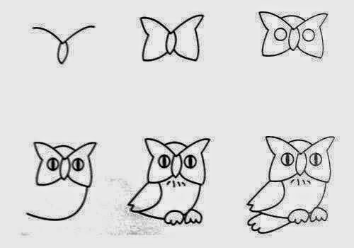 animal drawing tutorials google search - Easy Animal Drawing For Kids