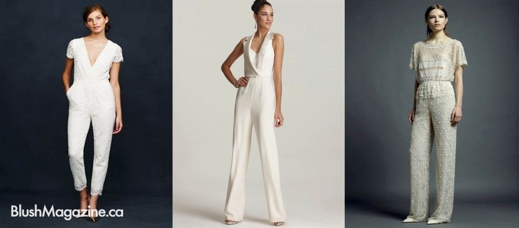 Elopement Or City Hall Wedding Pant Jumpsuit J Crew N A Valentino