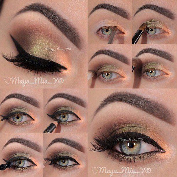 Prasinomates maquiagem improváveis !!!   EimaiOmorfi.gr