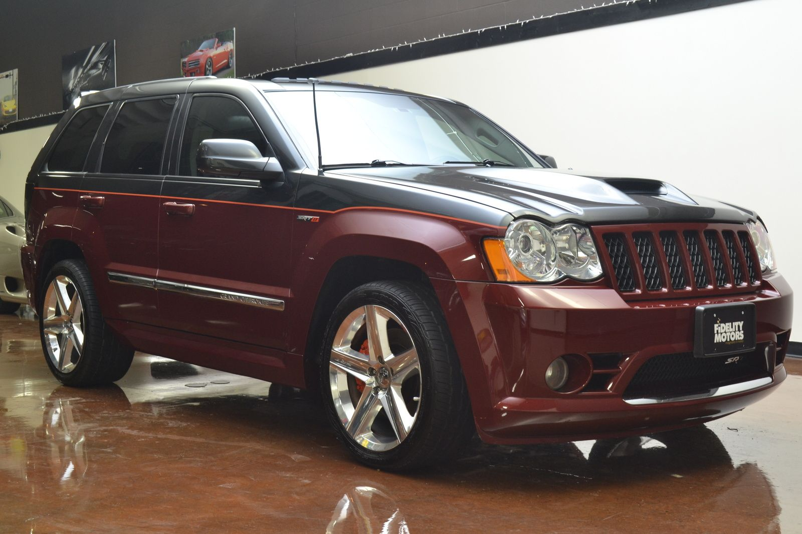 fidelitymotors 39 2008 jeep grand cherokee srt8 www. Black Bedroom Furniture Sets. Home Design Ideas
