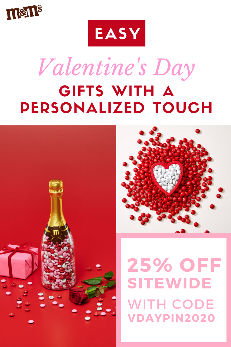 Enter VDAYPIN2020 at checkout to get 25% off your order. Celebrate Valentine's…