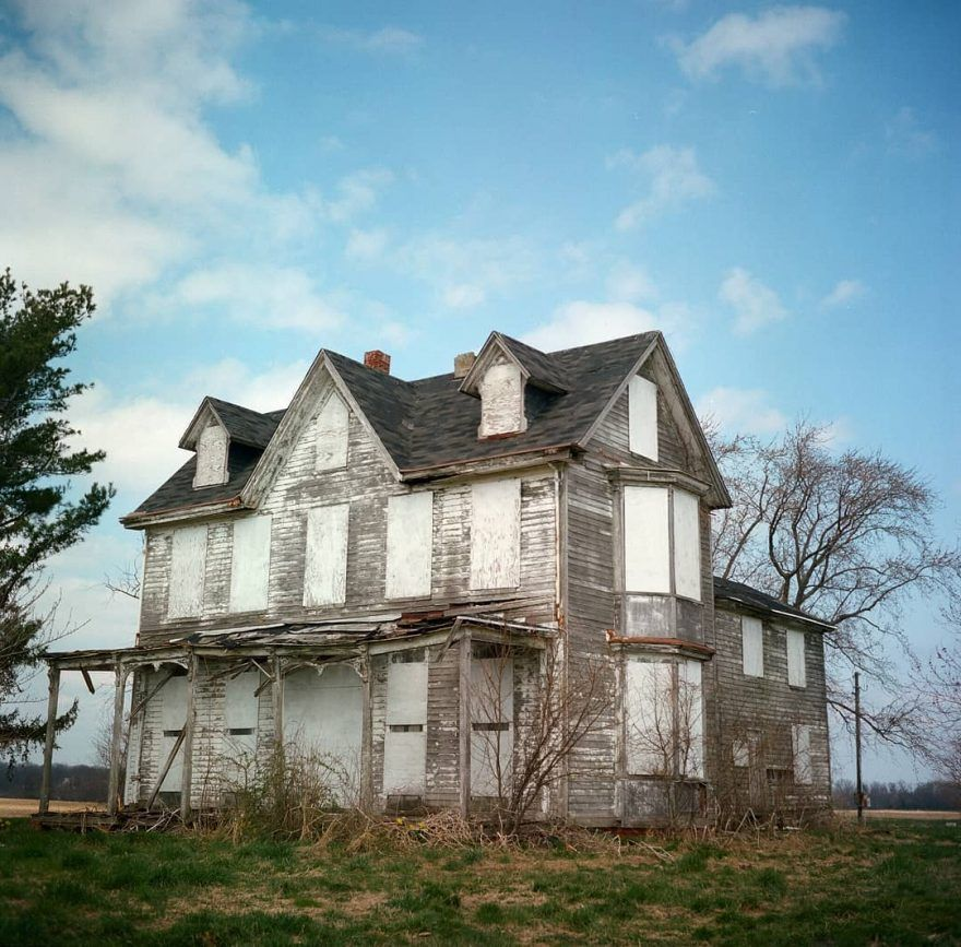 #urbex_utopia: Abandoned Film Photography By Bryan