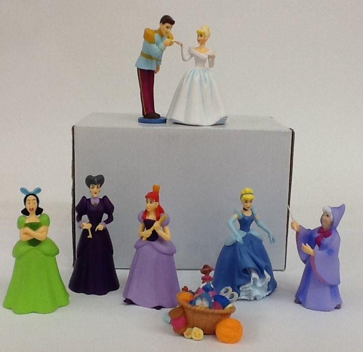Cinderella Play Set by Disney (2011)