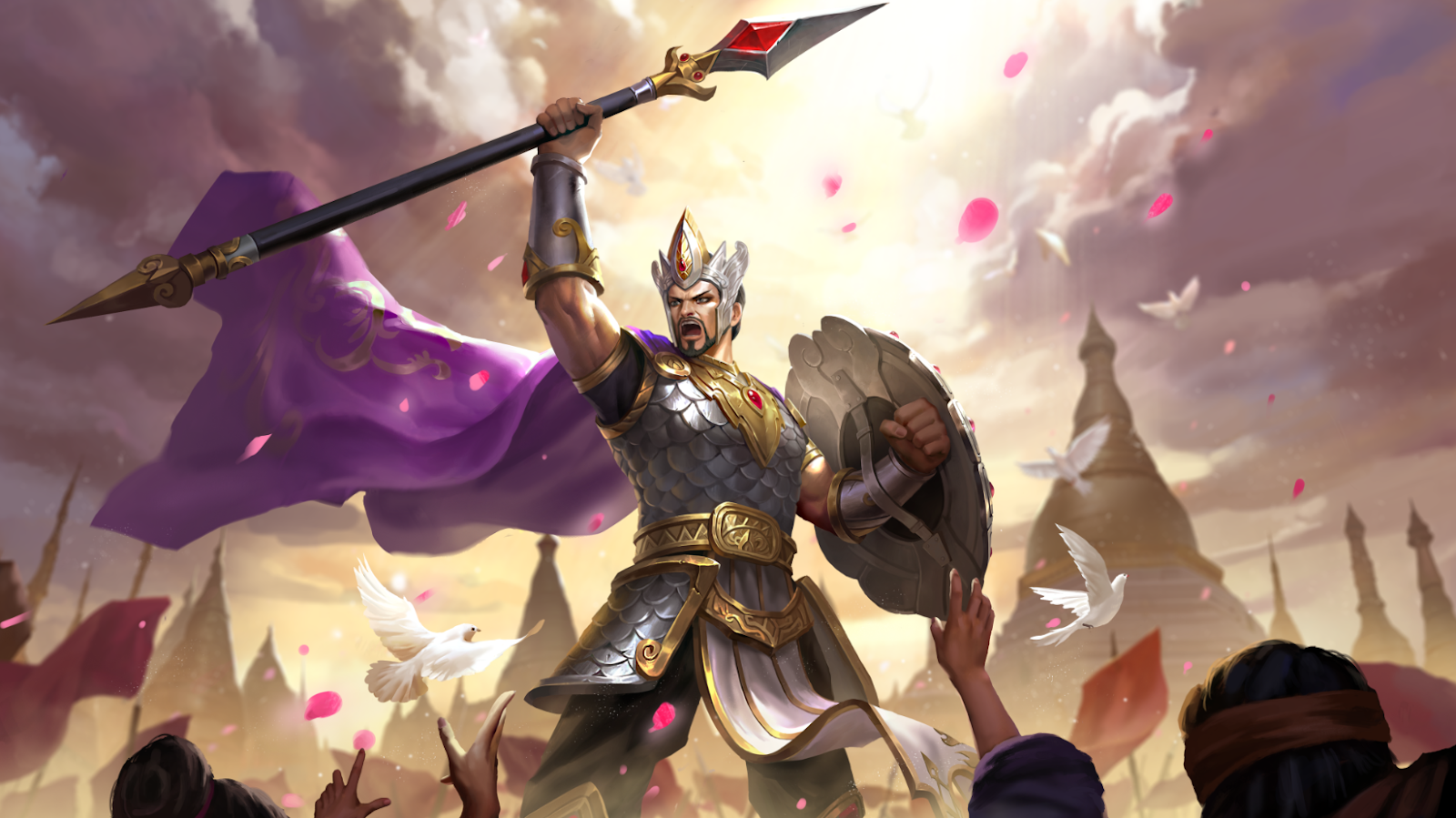Kumpulan Wallpaper HD Mobile Legends Part V