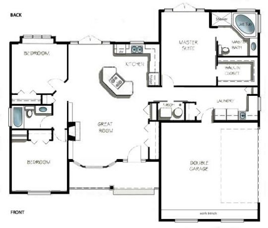 Emilyseverything House Plans Accessible House House Design