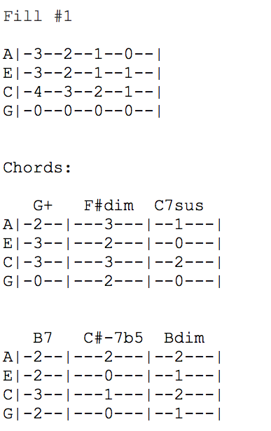 You\'ve got a friend in me Ukulele Chords and Tab | Analog Music ...