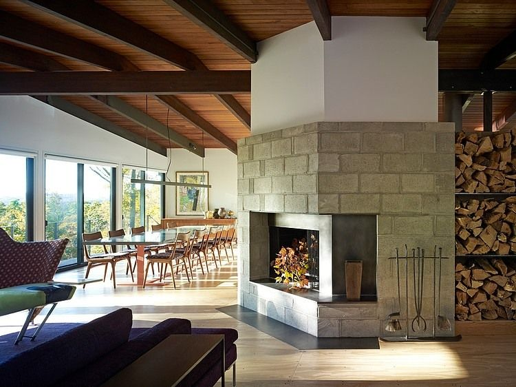 New Milford Residence By Billinkoff Architecture Renovation