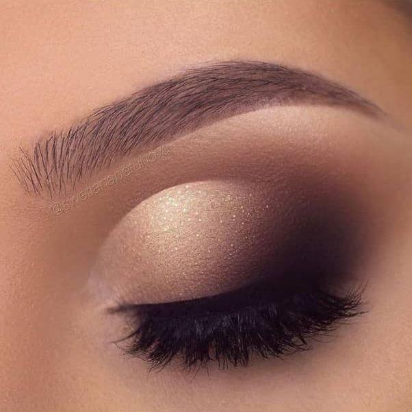 Smokey Eyes Makeup Look Ideas - The Glossychic