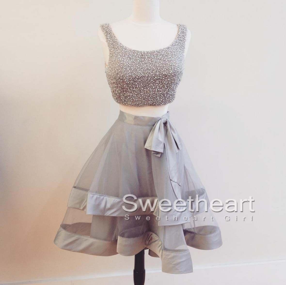 Unique pieces sequin short prom dress for teens cute sequin