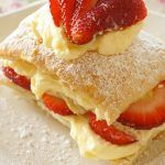 Easy and Decadent Strawberry Napoleon Dessert | Cooking With Libby
