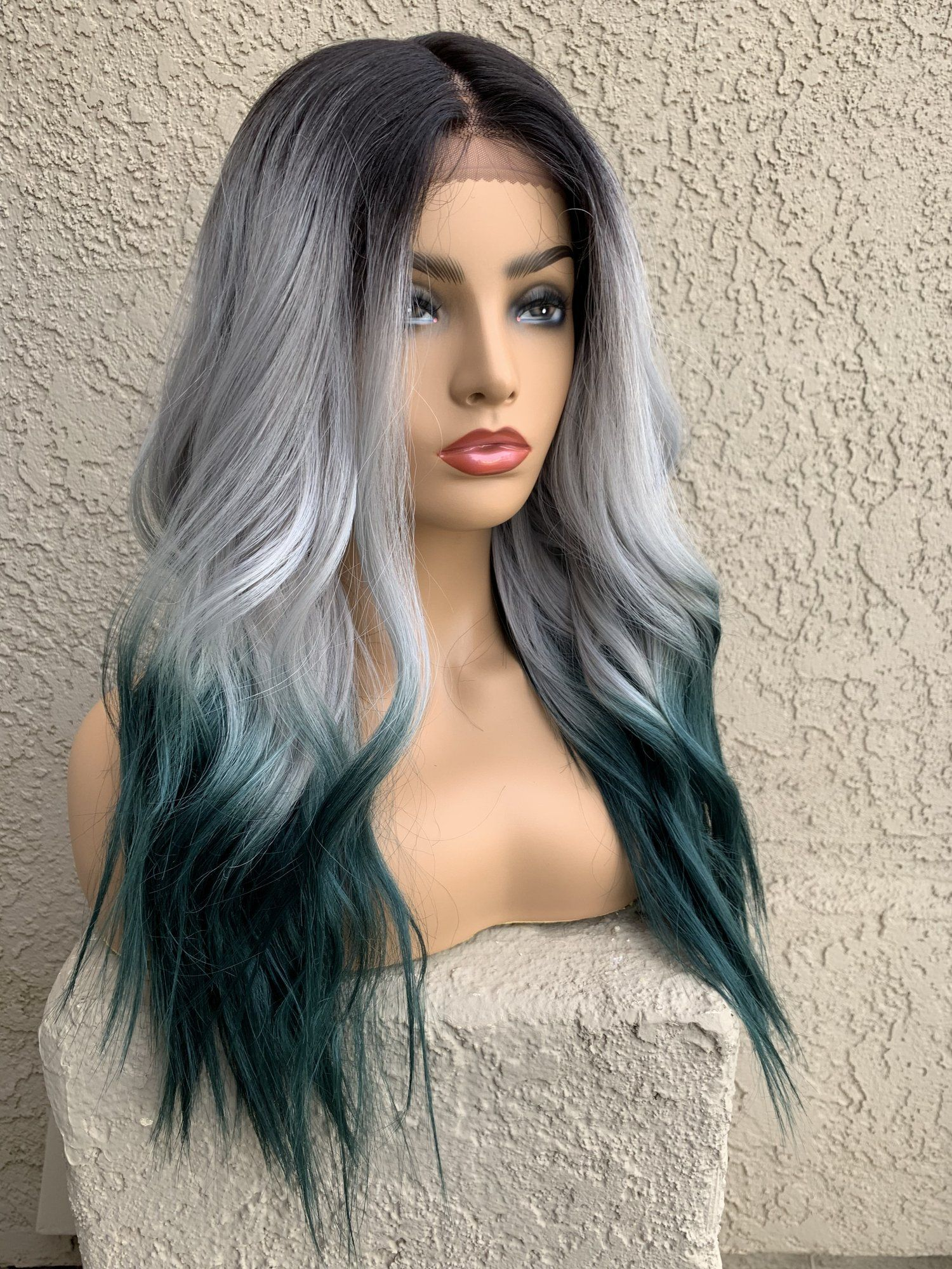 Daytona Lace Front Wig #howtoapplybling
