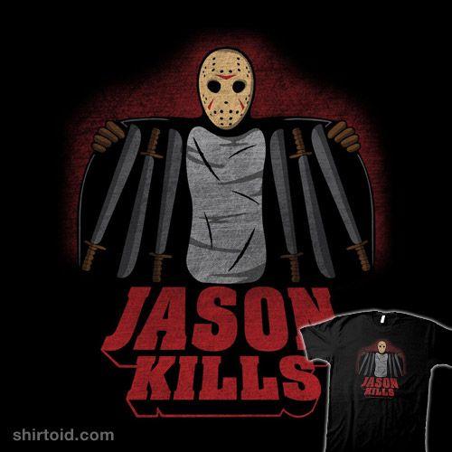 Jason Kills #film #fridaythe13th #horror #jasonvoorhees #machete #melonseta #movie