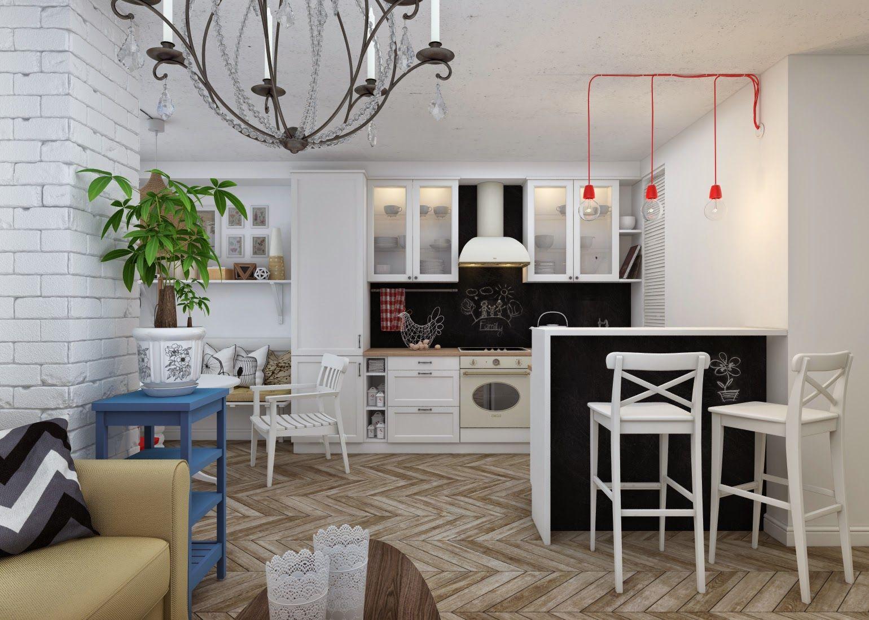 дизайн квартир с мебелью икеа фото петля