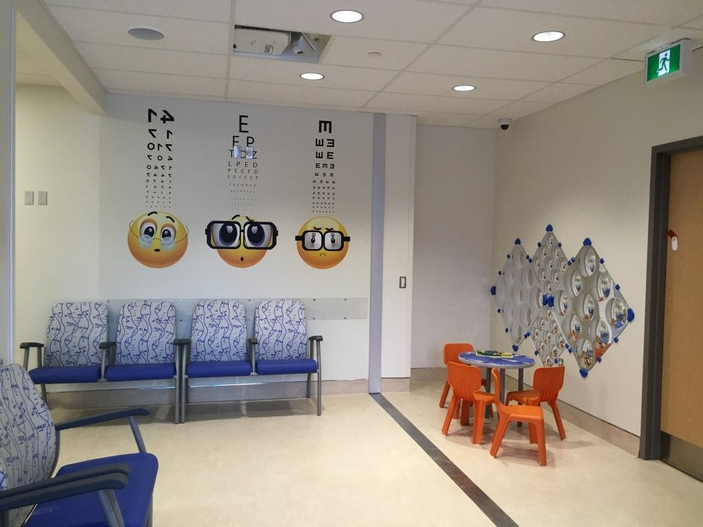 CHEO's new Ophthalmology Clinic addresses new trends
