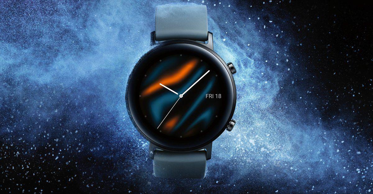 Huawei Watch Gt 2 Vorgestellt Workout Smartwatch Mit Elegantem 3d Glas Und Langer Laufzeit Huawei Watch Smart Watch Samsung Gear Watch