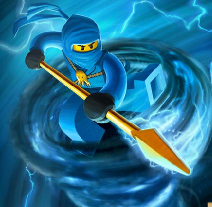 ninjago lightning jay google search - Ninjago Spinjitzu