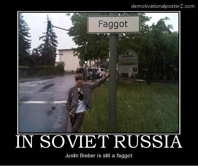 In Mother Russia Car Drives You
