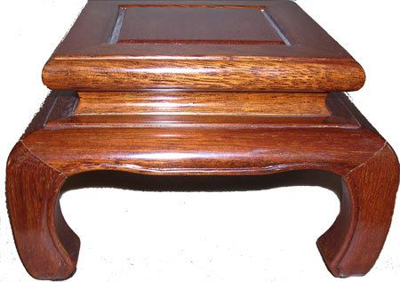 Square Oriental Wooden Stand Pinterest Oriental Squares And