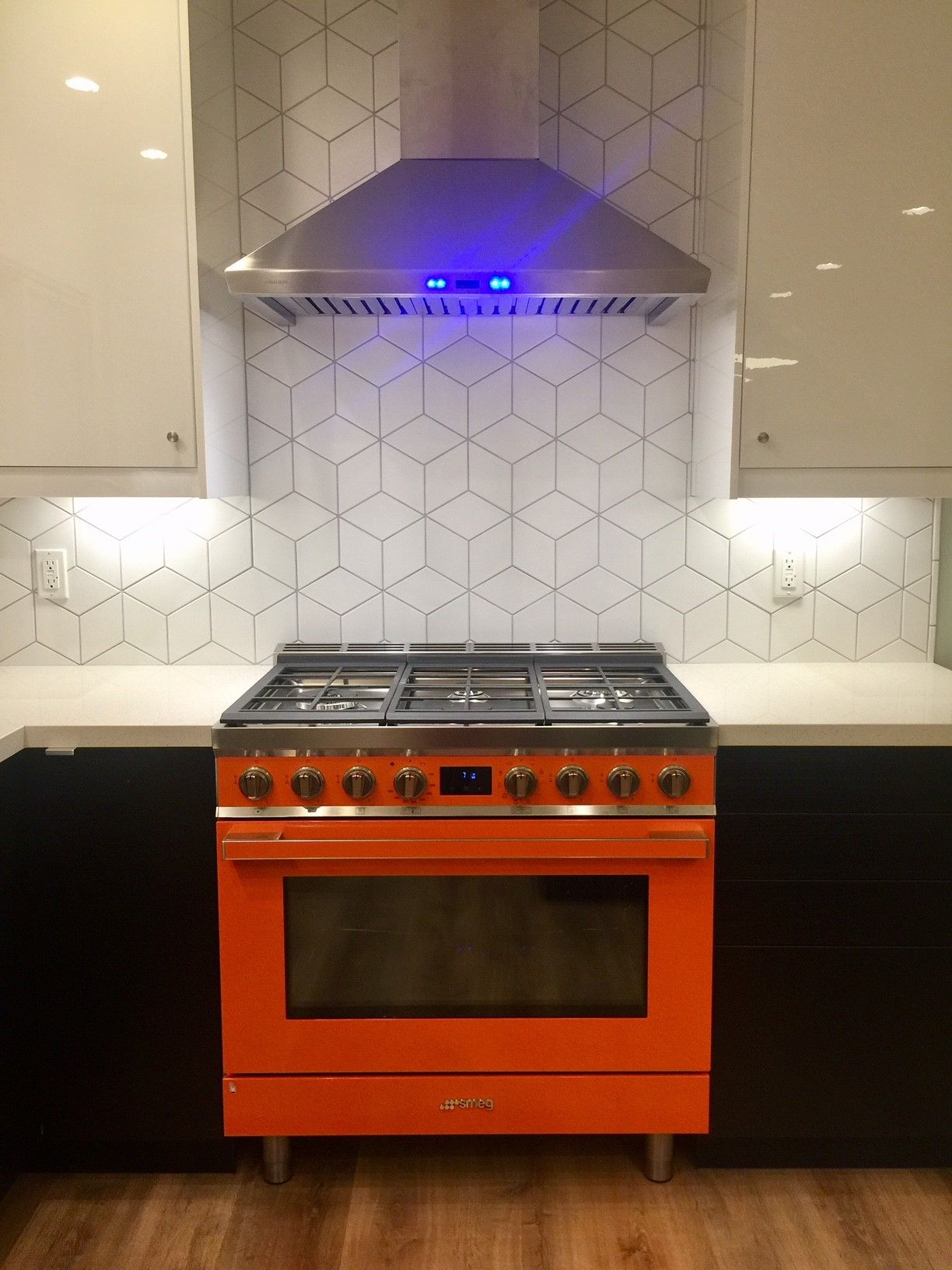 smeg portofino in orange costa allegra ceramic rhombus matte white rh pinterest com