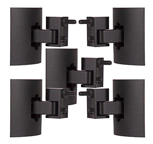 Bose Ub 20 Series Ii Black Wall Ceiling Bracket Black 5 Black Walls Bracket Bose