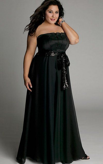 1000  images about Plus size on Pinterest  Long prom dresses ...