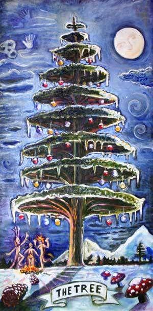pagan yule trees surrounding christmas pagan history of christmas christmas tree topper