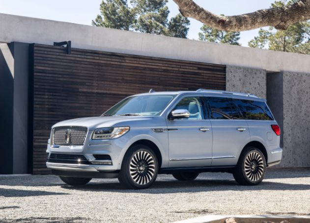 2018 Lincoln Navigator Colors Release Date Redesign Price The