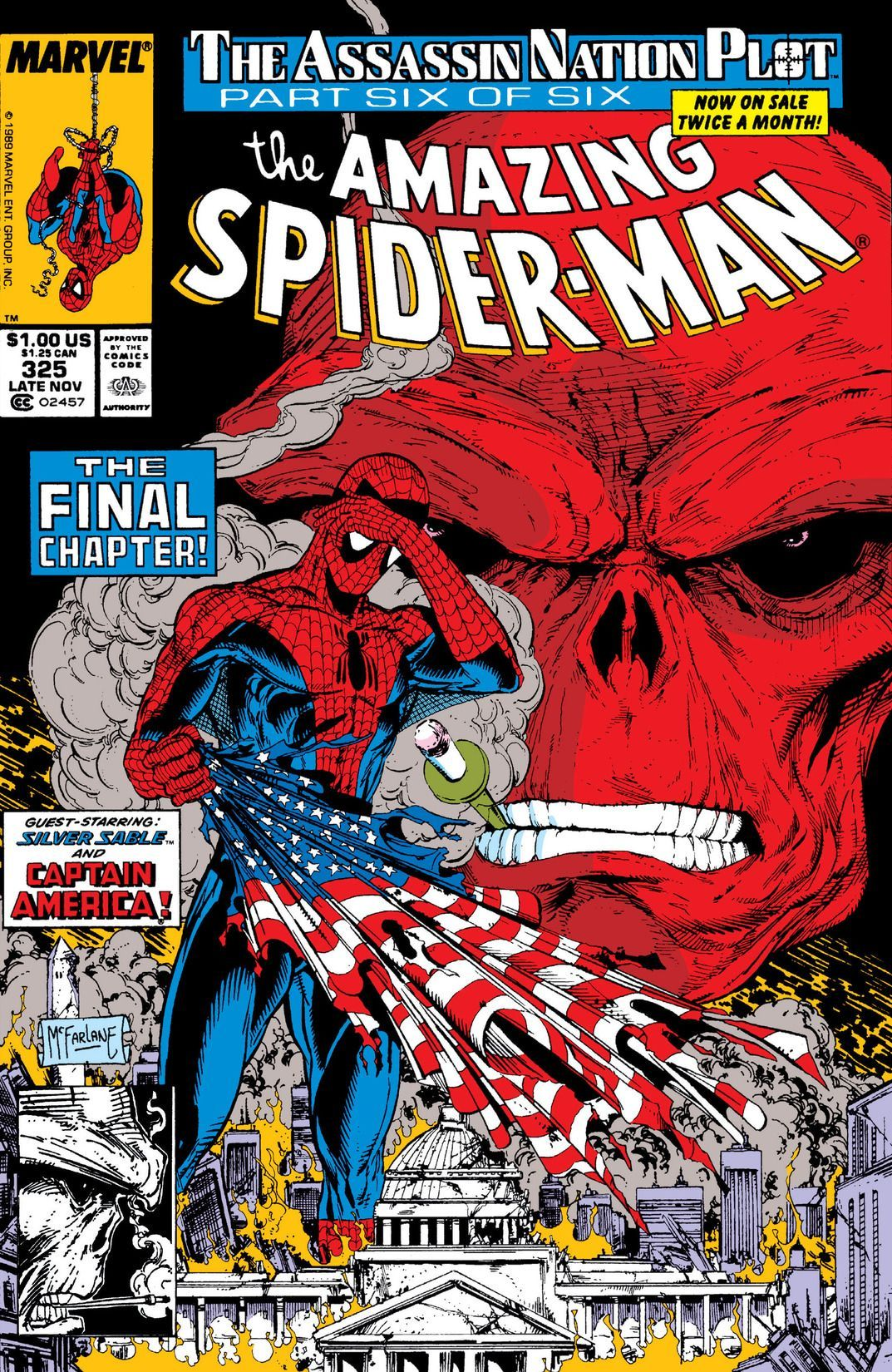 Store overstock VF//NM or better Amazing Spider-Man #8 Vol 4