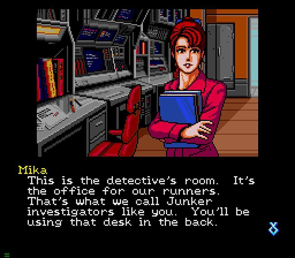 Snatcher  Blade Runner, Sega style! ~ The 10 Best Genesis