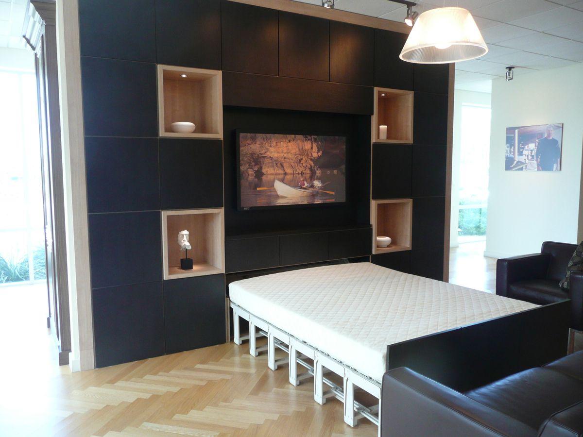 Professionally Built Custom Beds The Closet Works Inc