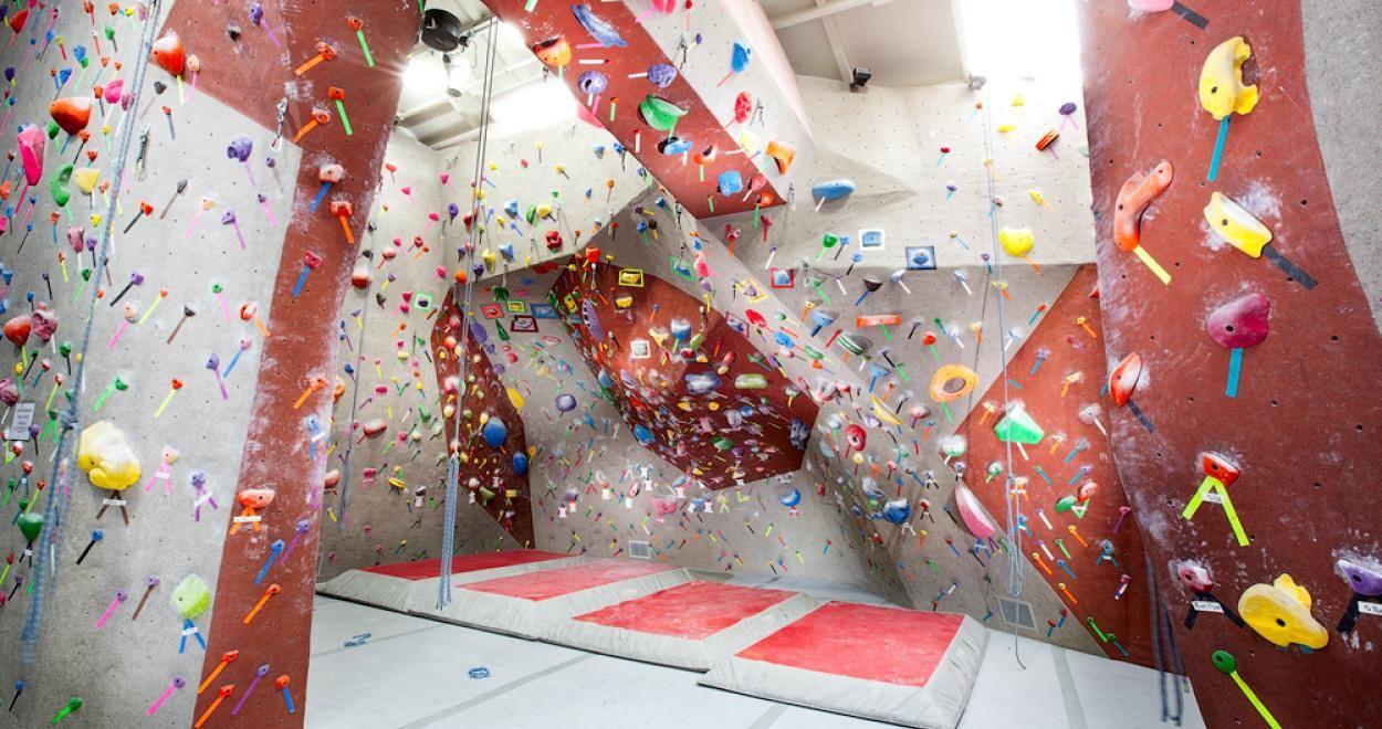 Kids and teens will love this!  | Santa Barbara Rock Gym - Indoor Rock Climbing  Bouldering Gym, Santa Barbara, CA