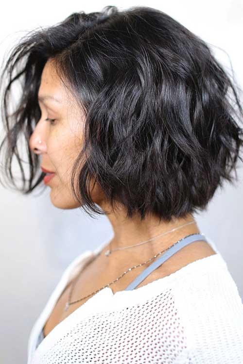 Carrée Courte 20 Modèles Inspirants Frisuren für